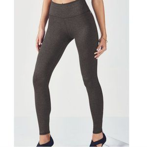 Fabletics High-Waisted PowerHold® Grey Leggings
